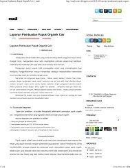 Laporan Pembuatan Pupuk Organik Cair ~ madi - talkindonesia.com