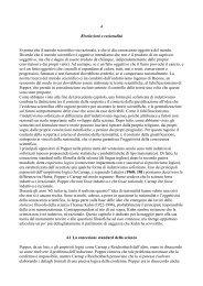 Capitolo 4 - Dipartimento di Filosofia