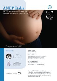 pdf folder isppe - ANEP Italia