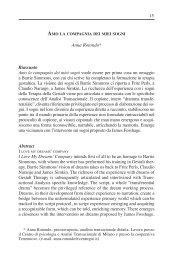 Transazionale 51_stampaDEF.indd - Centro di Psicologia e Analisi ...