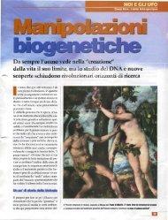 44) Manipolazioni biogenetiche