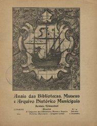 Museus íco Mun - Hemeroteca Digital - Câmara Municipal de Lisboa