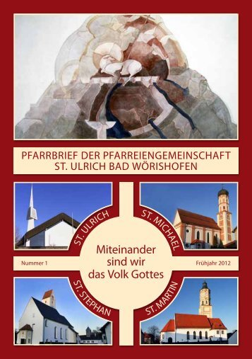 Miteinander sind wir das Volk gottes - Bistum Augsburg