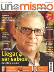 Revista Uno Mismo Nº 334 / Mayo 2011 - Pablo Antivero, Psicología ...