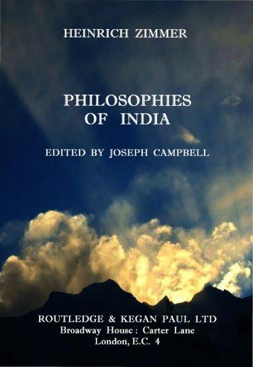 Philosophy of India - Mandhata Global