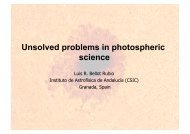Unsolved problems in photospheric science