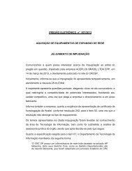 Resposta a impugnação - Crc SP