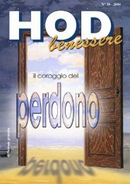 n.30 - Hod benessere