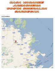 scarica la brochure informativa - Casa Vacanze Sardegna