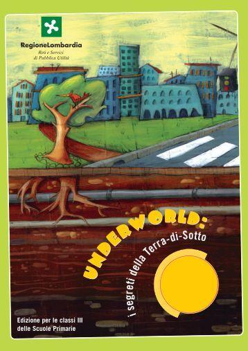Edizione per le classi III delle Scuole Primarie - Regione Lombardia