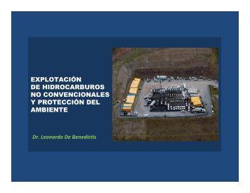 """""""La Explotación de Hidrocarburos no Convencionales"""". - UCES"""