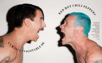R ed Hot CHili PePPeR s l a m agia inagotable d e - Rolling Stone