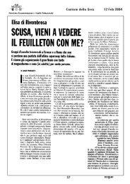 Elisa di Rivombrosa - Mediaset.it