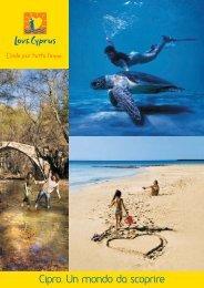 Cipro. Un mondo da scoprire - Cyprus Tourism Organisation