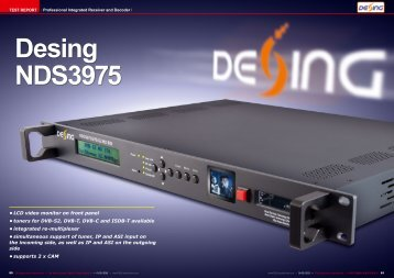 Desing NDS3975