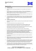 General Conditions - Vetter GmbH - Page 3