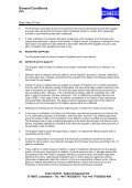 General Conditions - Vetter GmbH - Page 4