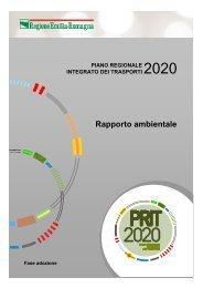 2012_01_13 Rapporto ambientale VAS Prit - ANCI Emilia-Romagna