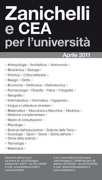 catalogo - Casa Editrice Ambrosiana