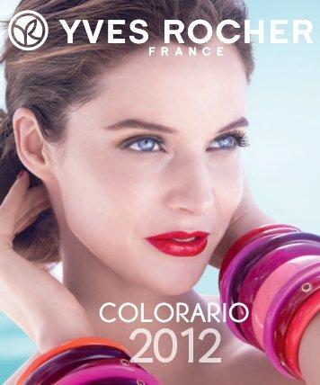 COLORARIO - Yves Rocher