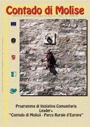 Opuscolo Contado di Molise - Ordine dei Medici di Campobasso