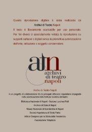 Indice - Biblioteca Nazionale di Napoli