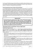 VADEMECUM PER ALLENATORE E DIRIGENTE - Sangiorgina calcio - Page 3