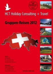 4 Tage - bei HCT