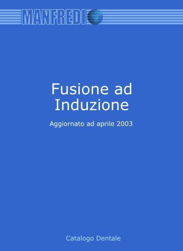 Fusione ad Induzione - Manfredi-saed