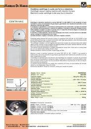 CENTRIVAC - Mario Di Maio Home Page