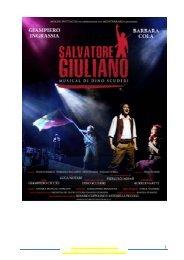 Salvatore Giuliano - Teatro di Messina