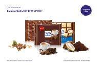 Il cioccolato RITTER SPORT - trndload
