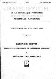 Journal officiel du lundi 27 décembre 1993 - Archives de l ...