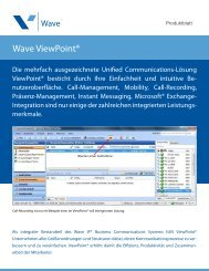 Wave Viewpoint - VeTeKo