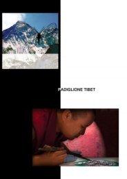 Progetto Padiglione Tibet