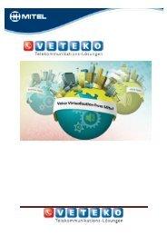Mitel Produkt Katalog - VeTeKo