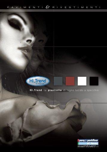 HI_Trend la piastrella di legno lucido a specchio - Favor