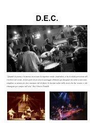 Brochure DEC 05_12 - decmusic.it