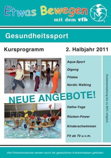 Gesundheitssport - Verein für Behindertensport Bonn/Rhein-Sieg e.V.