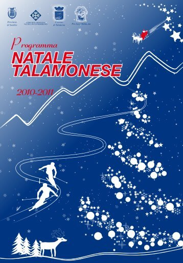 Comune di Talamona Pro Loco Talamona Provincia di Sondrio