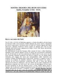 NOSTRA SIGNORA DEL BUON SUCCESSO.pdf - Parrocchia San ...