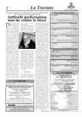 La TRAVIATA 2009 - Il giornale dei Grandi Eventi - Page 2