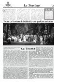 La TRAVIATA 2009 - Il giornale dei Grandi Eventi - Page 3