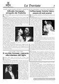 La TRAVIATA 2009 - Il giornale dei Grandi Eventi - Page 5