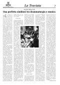 La TRAVIATA 2009 - Il giornale dei Grandi Eventi - Page 7