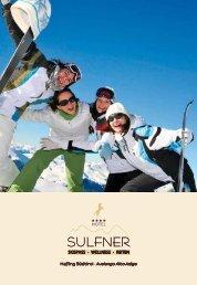 Download prospetto - Hotel Sulfner