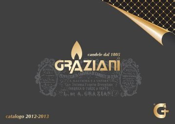 DOWNLOAD the catalog (7,2Mb) - Graziani