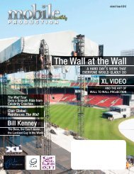 The Wall at the Wall - A Hard Days - Mobile Production Pro
