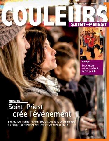 Télécharger le n°237 (Décembre 2012) - Saint-Priest