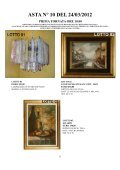 catalogo asta 10 - IORI CASA D'ASTE in Piacenza - Page 2